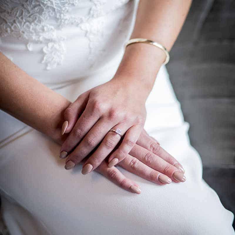 Bryllup på restaurant i hjertet af Odense