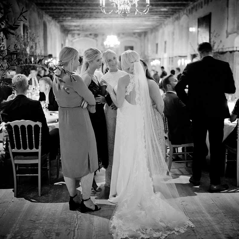 Brudevals fanget af bryllupsfotograf Aalborg Jacob Kjøller Andersen