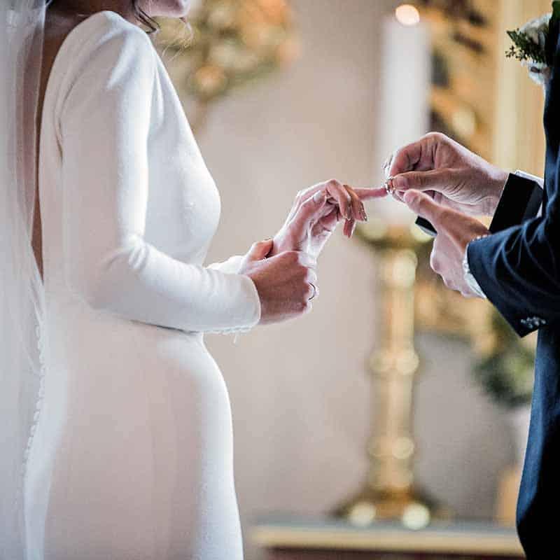 Dygtig bryllupsfotograf i Odense