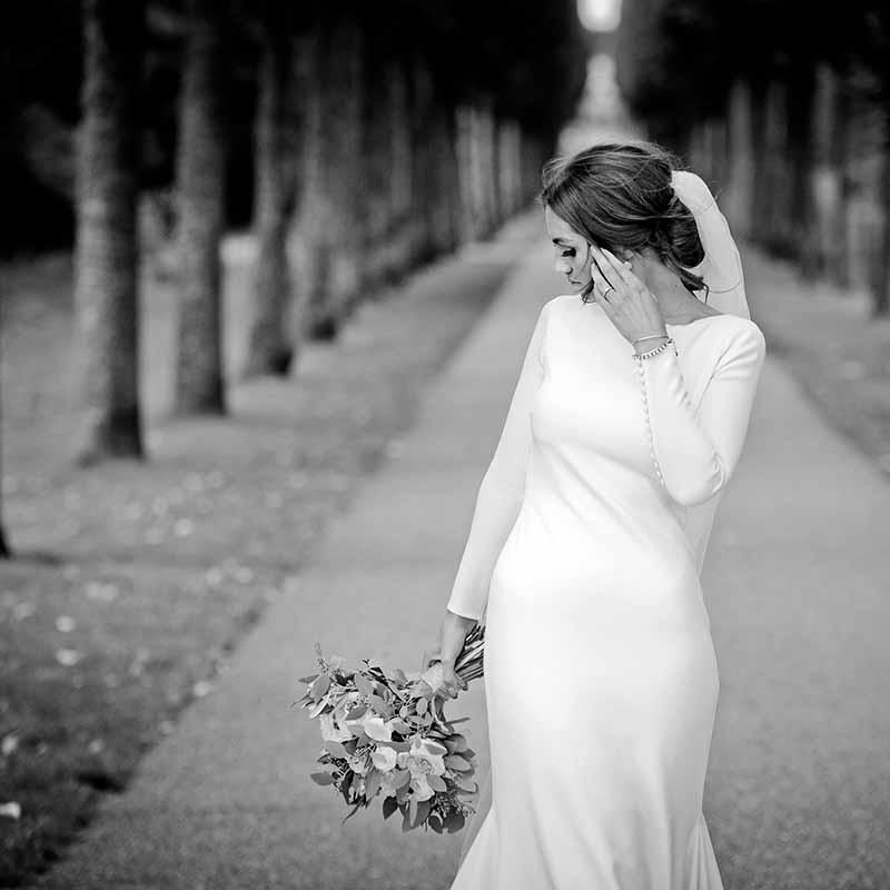 booke årets bedste bryllupsfotograf Køge