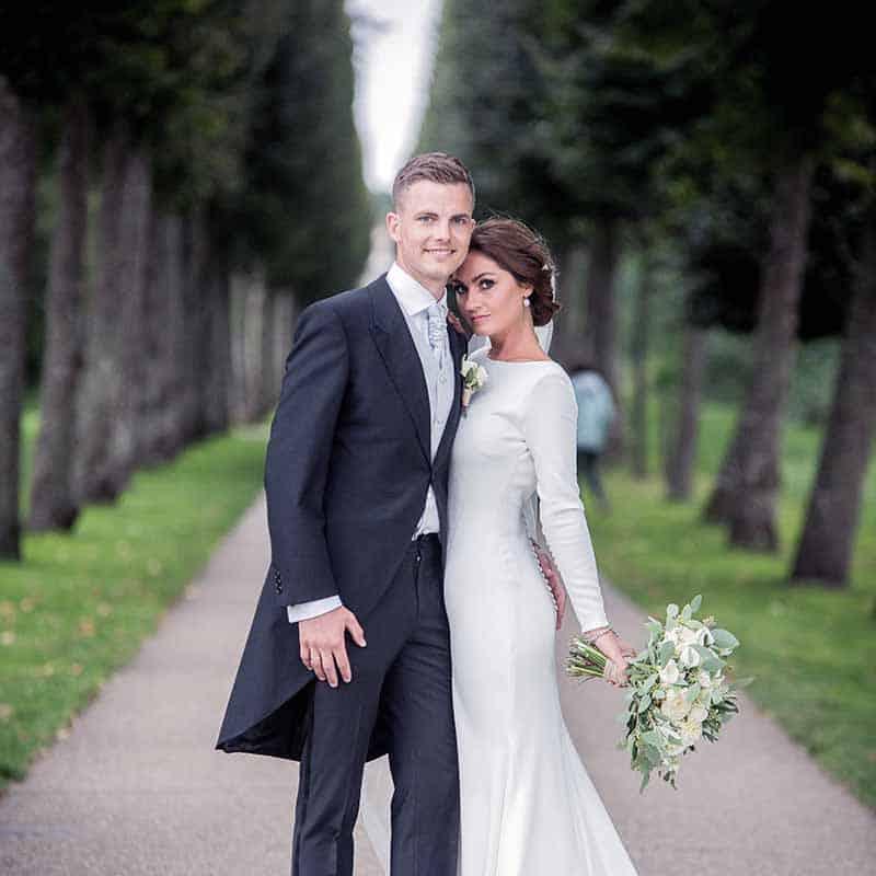 Bryllup i Hørsholm - Hørsholm Kirke