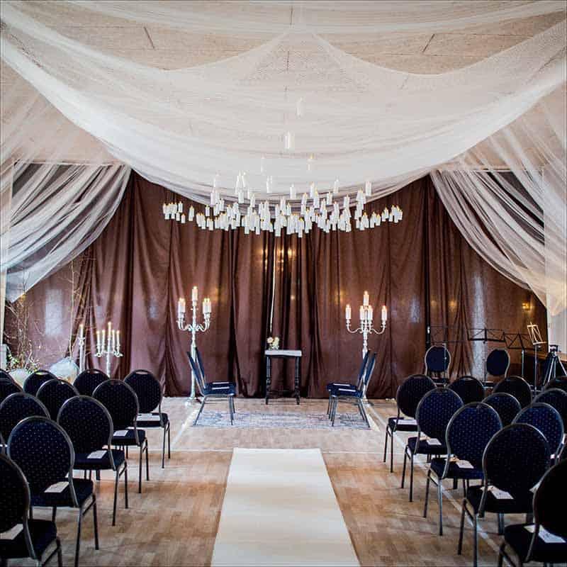 bryllup lokation sjælland
