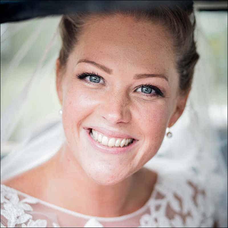 fotograf til bryllup Tarm