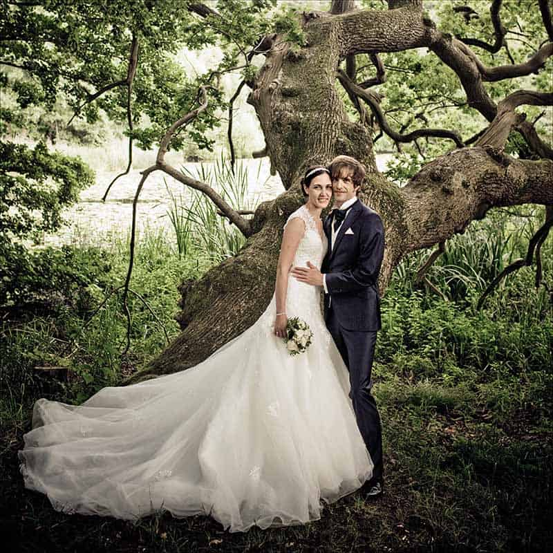 bryllupsfoto og eventyret