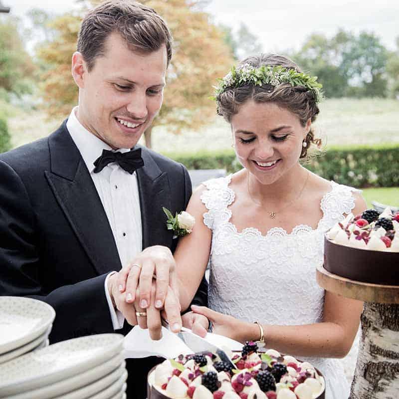 Næsbyholm Slot - Bryllup og Konference
