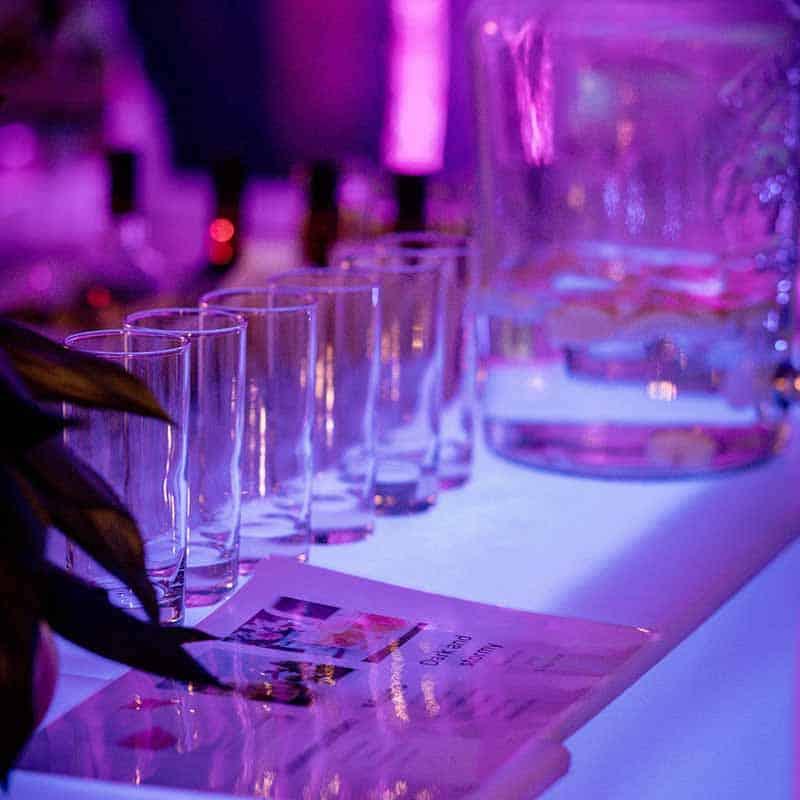 drinks til brylluppet