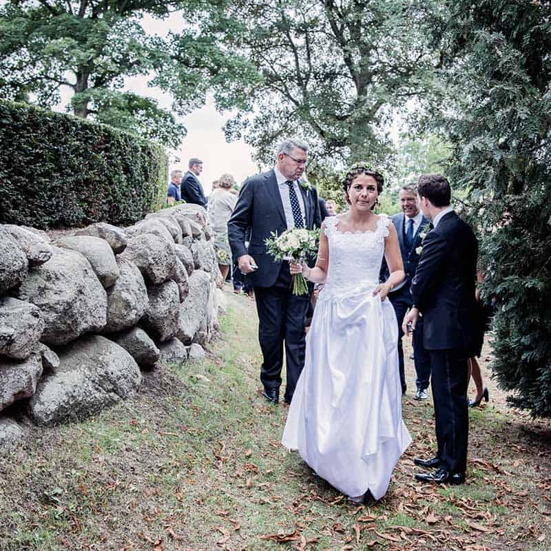 Lykkesholm Slot: Fest, slotsbryllup, jagt, møder og kurser