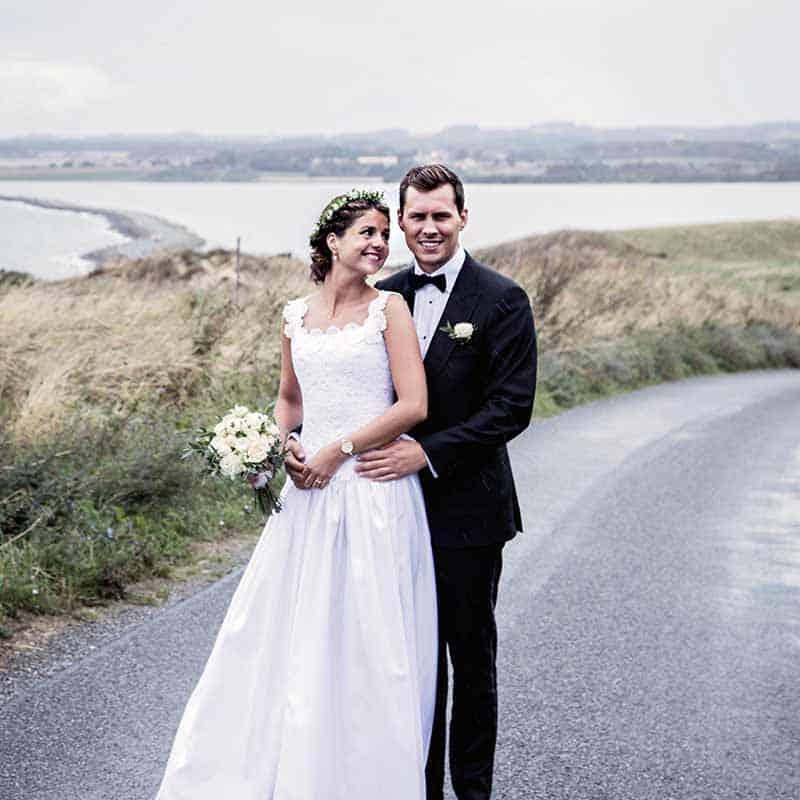 de førende bryllupsfotografer i Køge