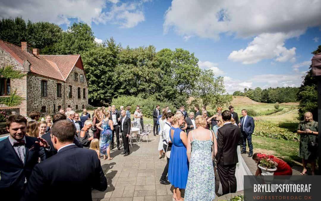 Lille Restrup Hovedgaard bryllup