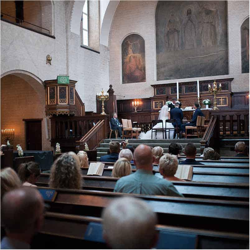 Vielse i Elias Kirken