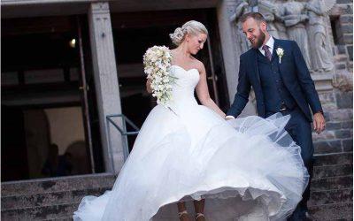 Bryllup i KBH Nordhavn