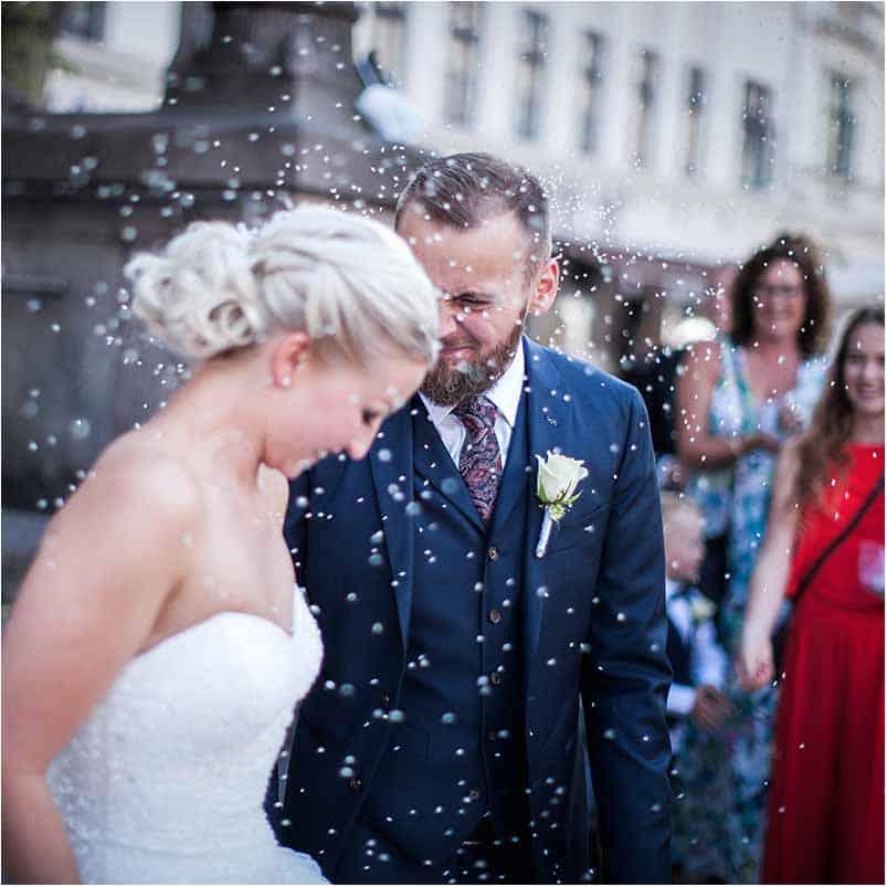 pris for bryllupsfotograferingen