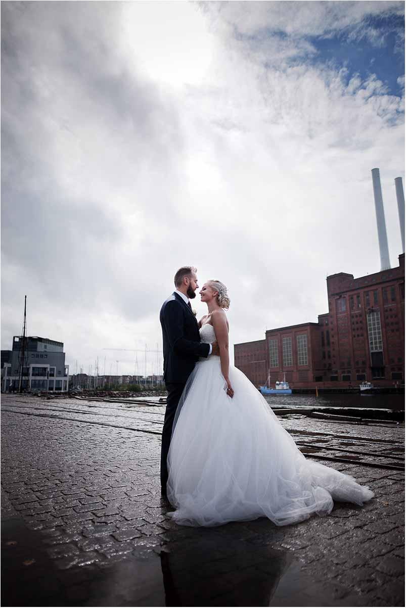 Bryllup i smukke Charlottehaven på Østerbro | Charlottehaven