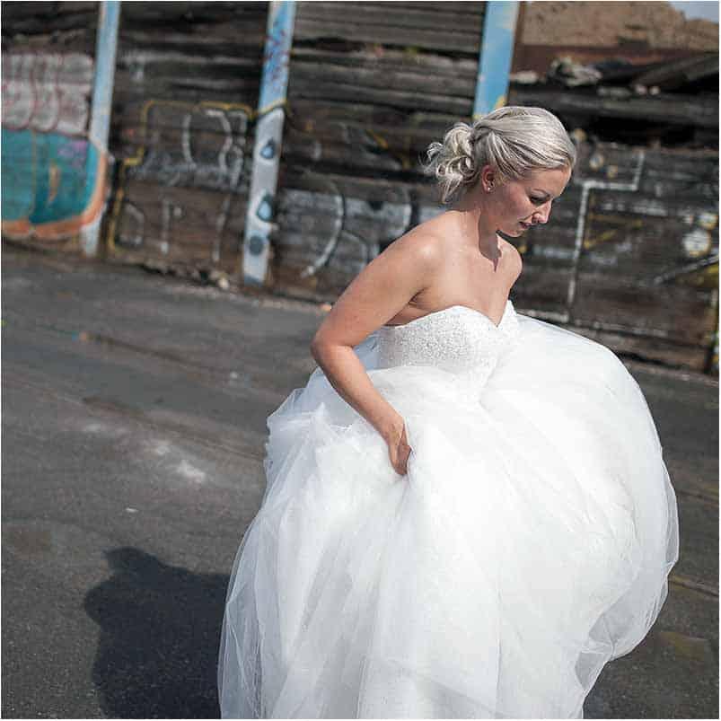 Bryllup i København på Islands Brygge - Pakhus Bryggen