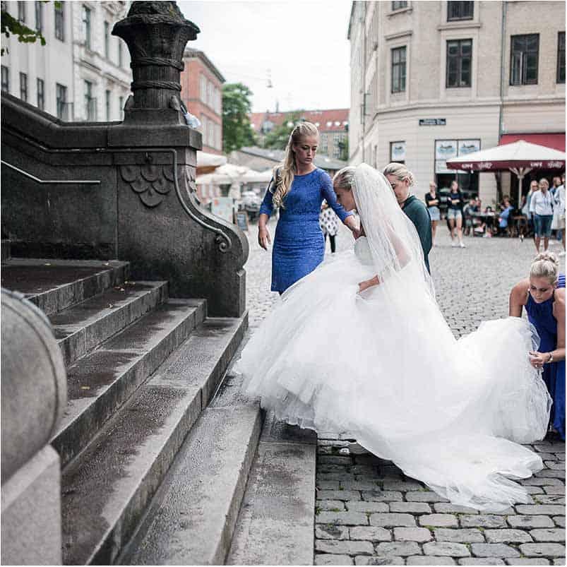 lokation af bryllupsbilleder i KBH