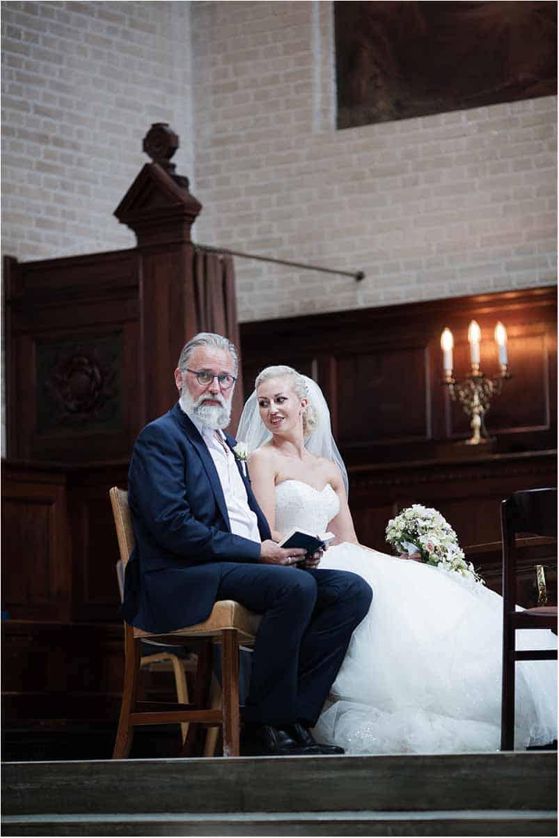 Brylluppet i Elias Kirken
