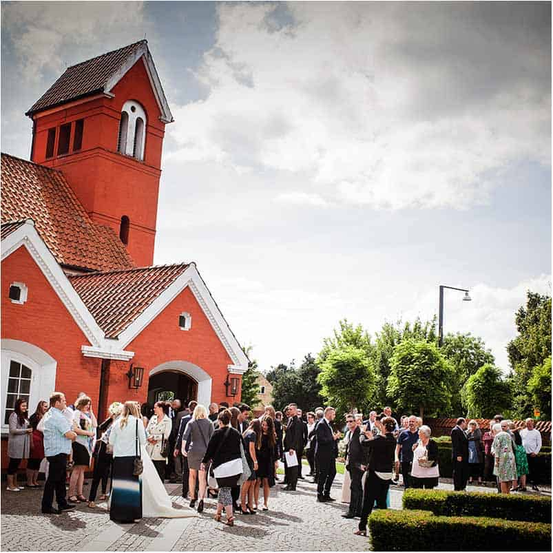 Fotodokumentarisk bryllupsfotograf Sønderborg