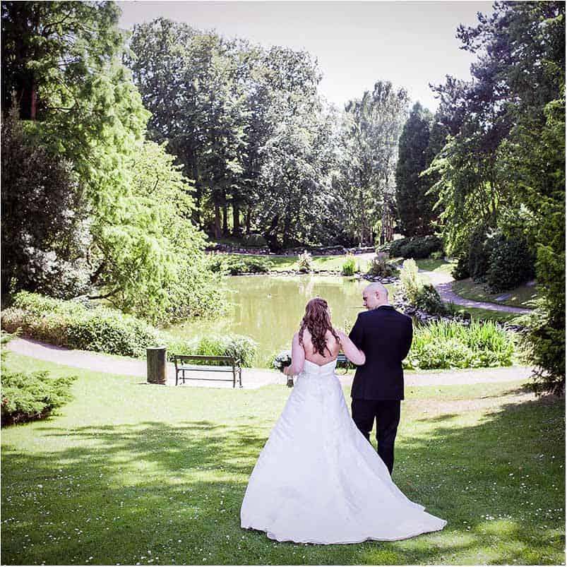 Vielser i det fri: Ude, hjemme, øst, vest - bryllup er bedst | Assens