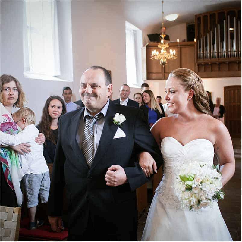 bryllup nær Rødovre