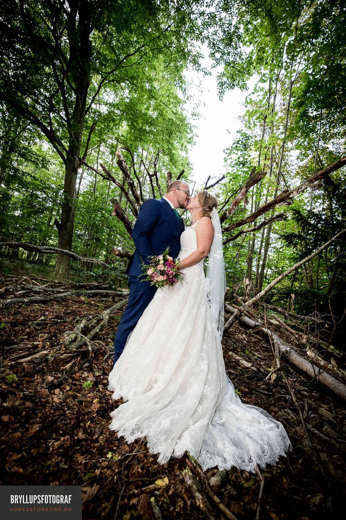 Brudekjoler i et romantisk univers