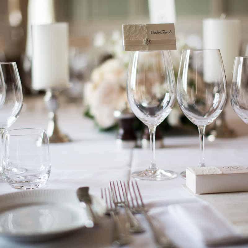 Skal i holde et event i virksomheden, eller et foredrag eller en reception?