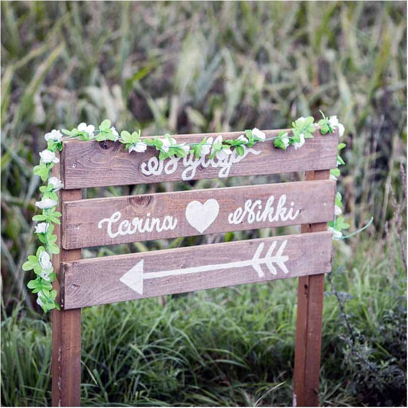 bryllups fest Sophienberg Slot