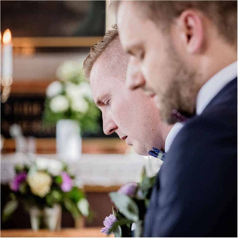 billeder bryllup i Virum