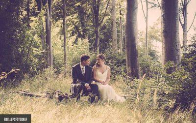 Sophienberg slot bryllup