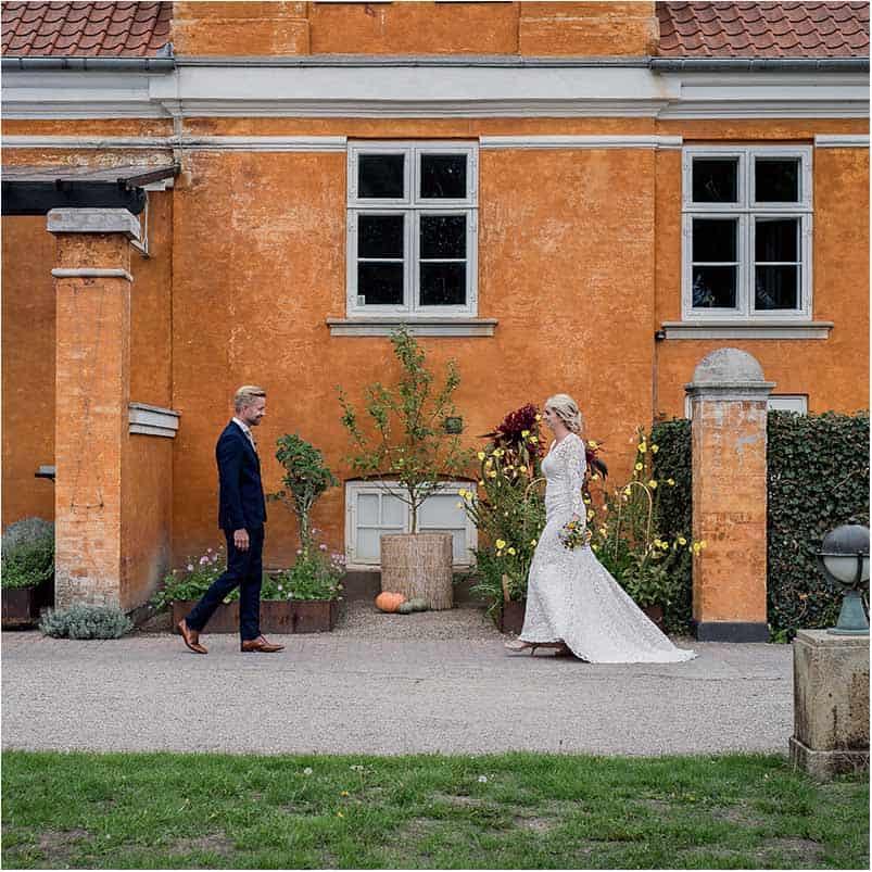 bryllupslokaler Sjælland