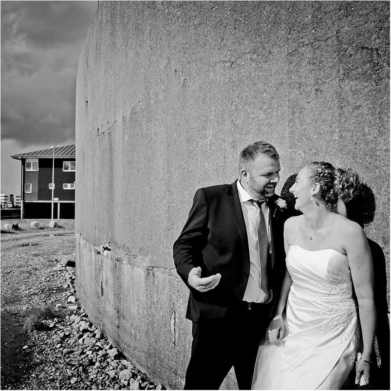 bryllup med overnatning Aarhus