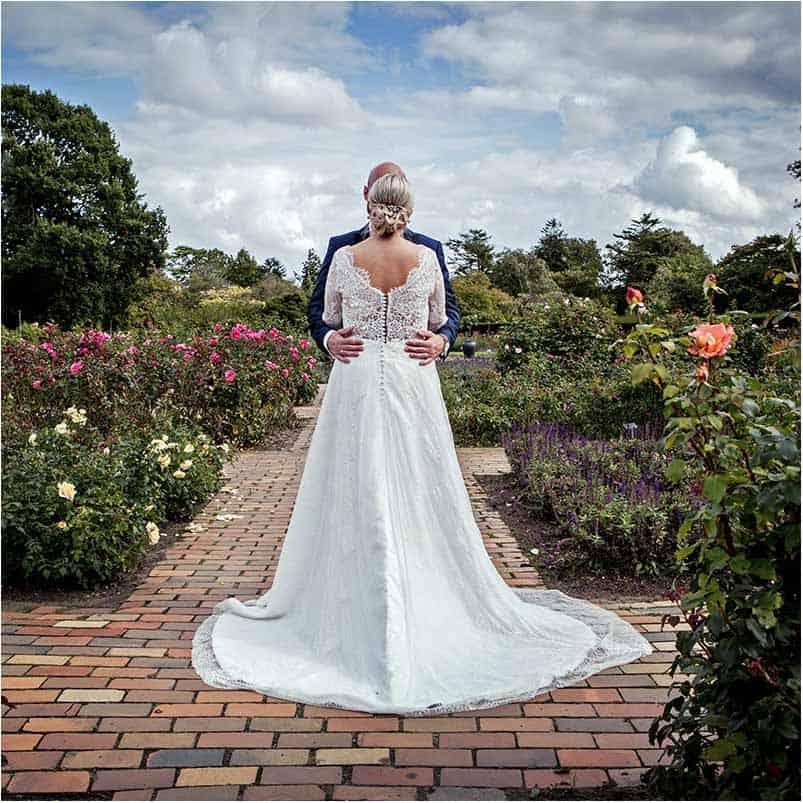 bryllup billeder Sophienberg Slot