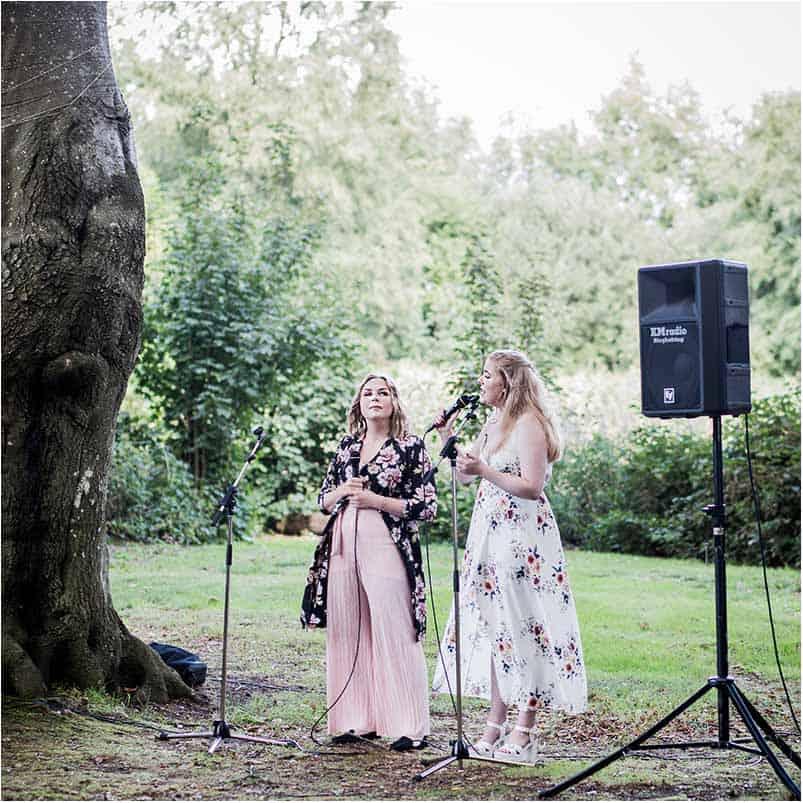 bryllups fotograf Sophienberg Slot