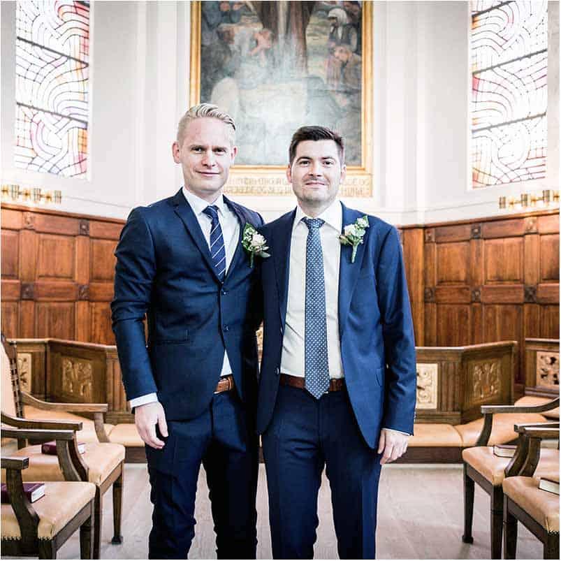 bryllupsfotograf Sophienberg Slot