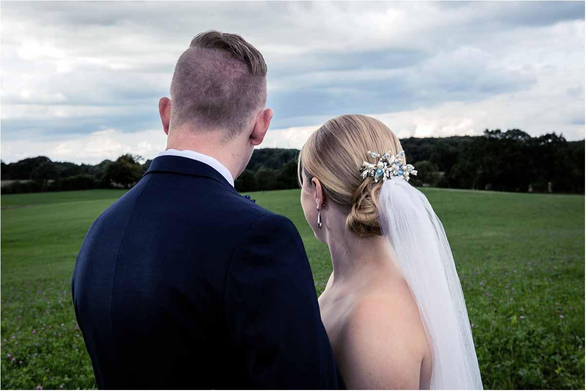 bryllupsfotograf vores store dag Sophienberg Slot