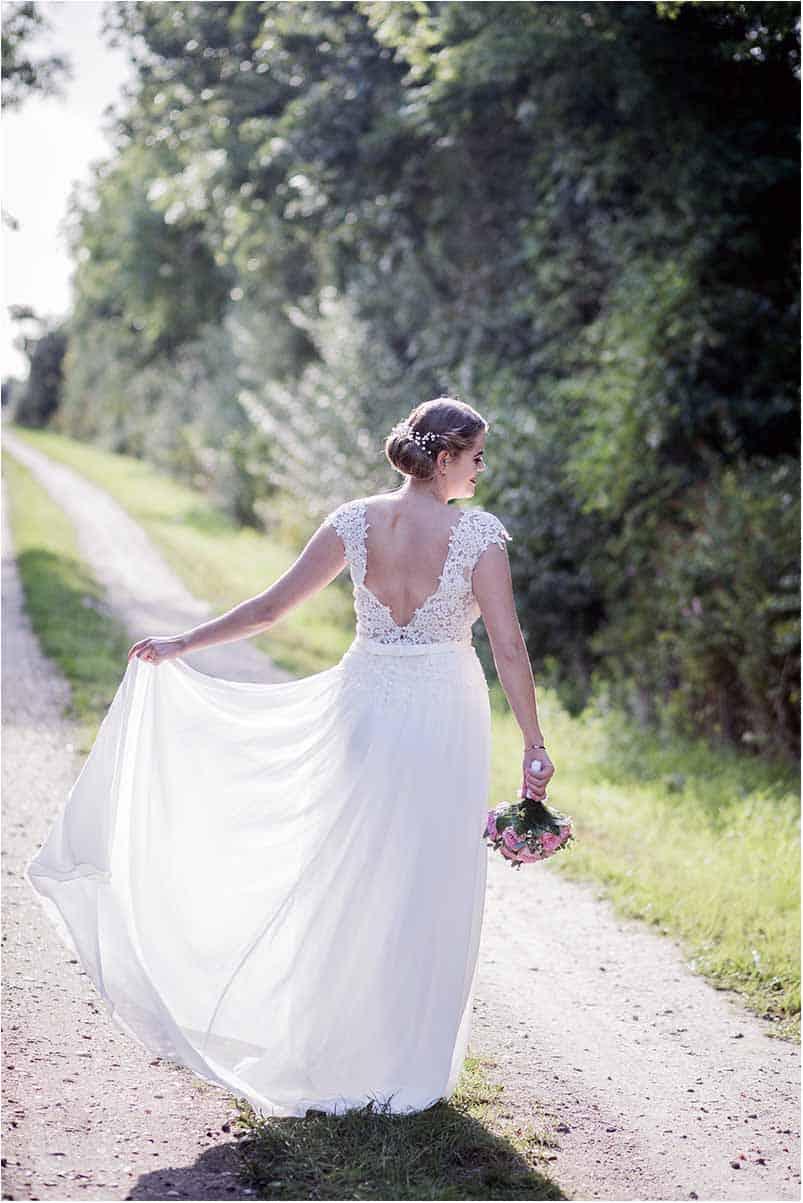 bryllupsbilleder Sophienberg Slot