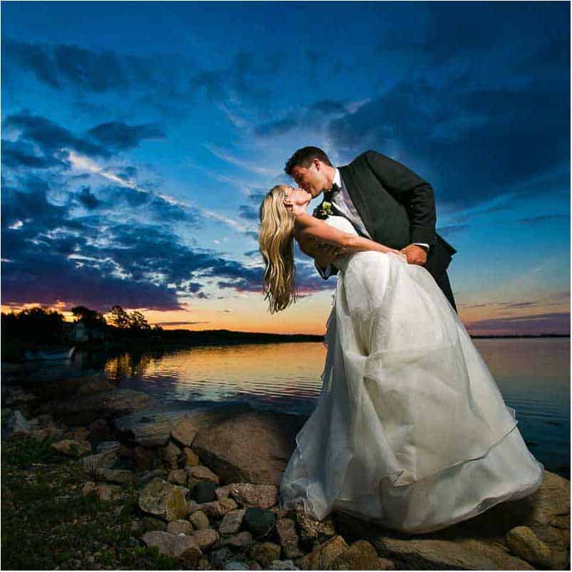 flotte bryllupsbilleder