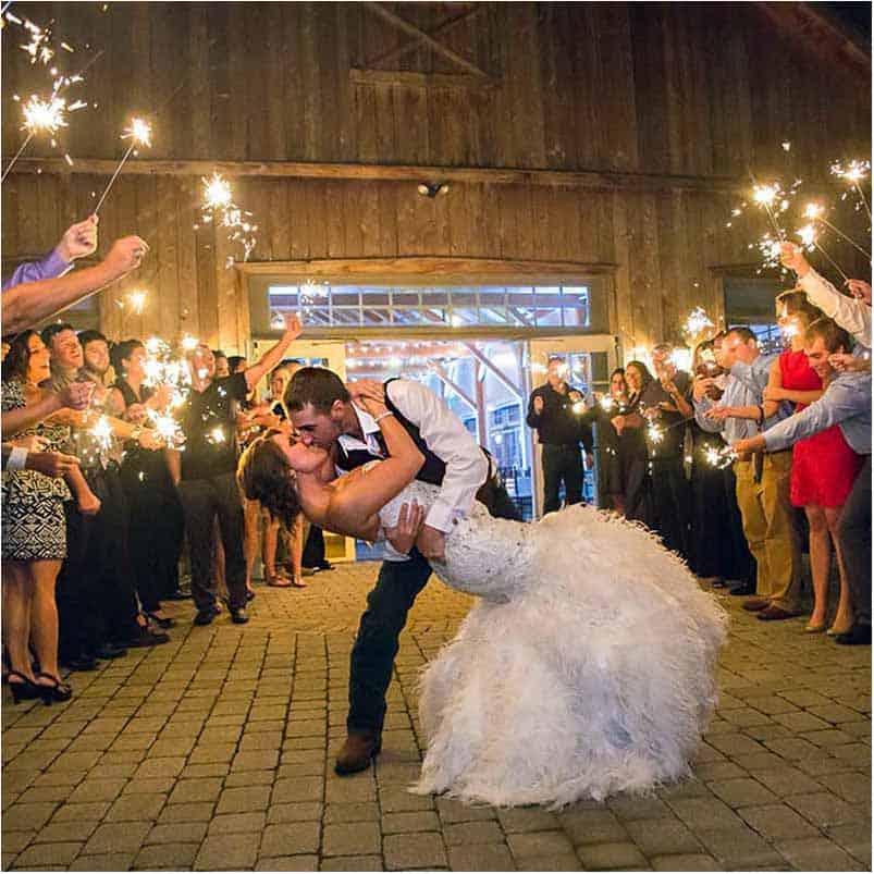 Bryllups-fester hitter på Rungstedgaard