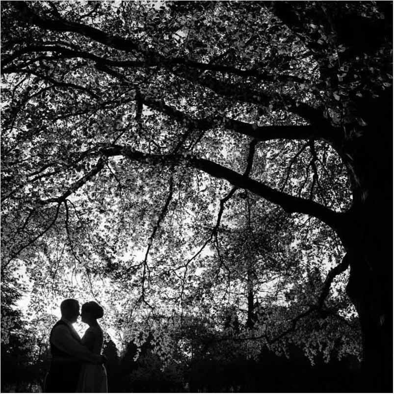 Et bryllup på Sophienberg Slot