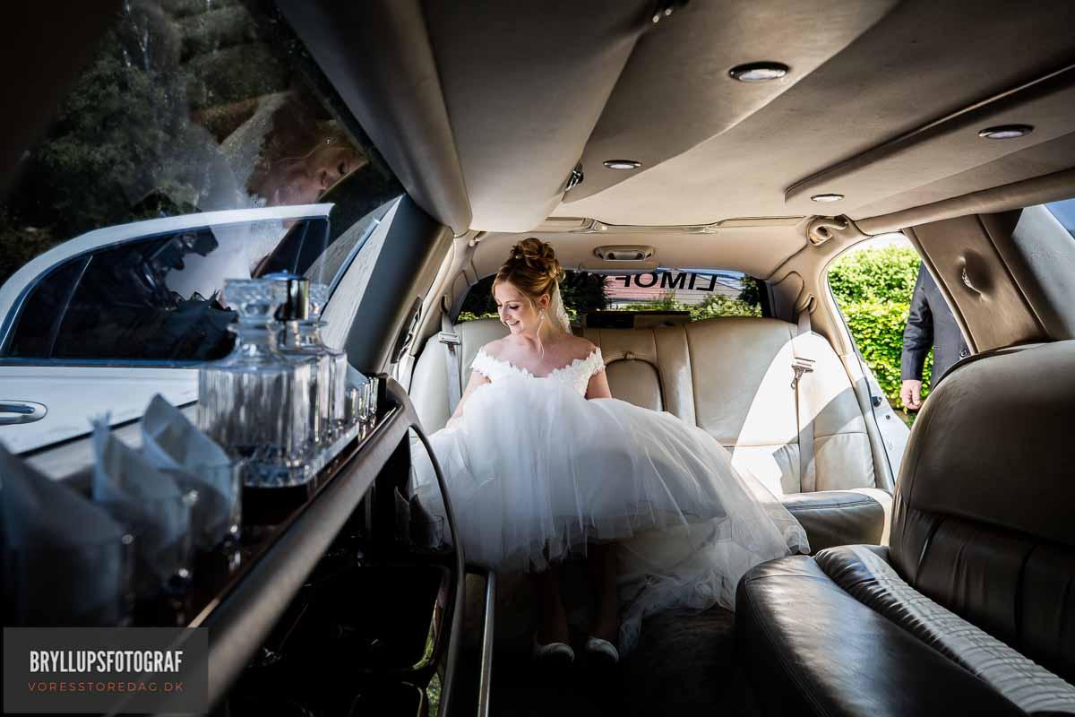 Bruden ved Fredens kirke
