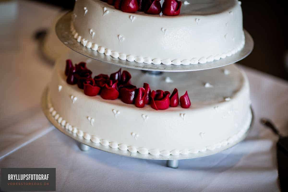 christiansminde bryllupskage