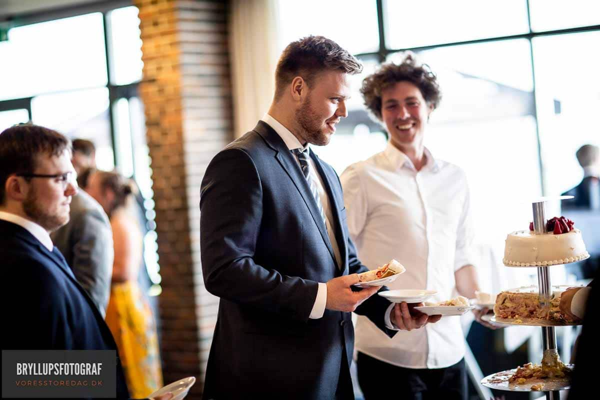 gæster bryllup