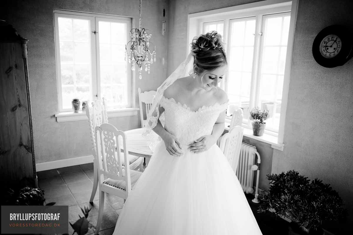 Brudens forberedelse Svendborg