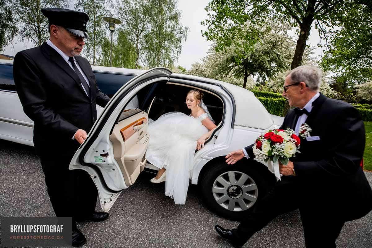Den smukke brud