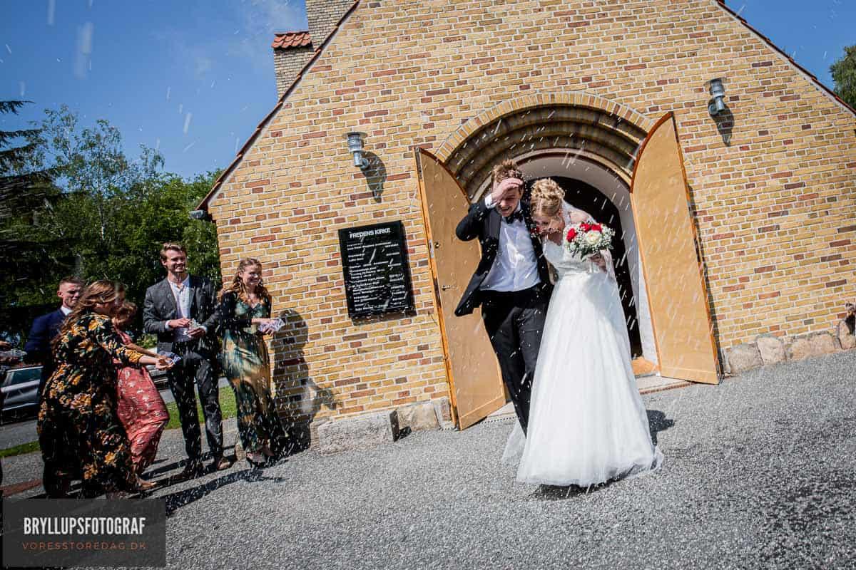 kollage bryllup - Hotel Ærø - Svendborg