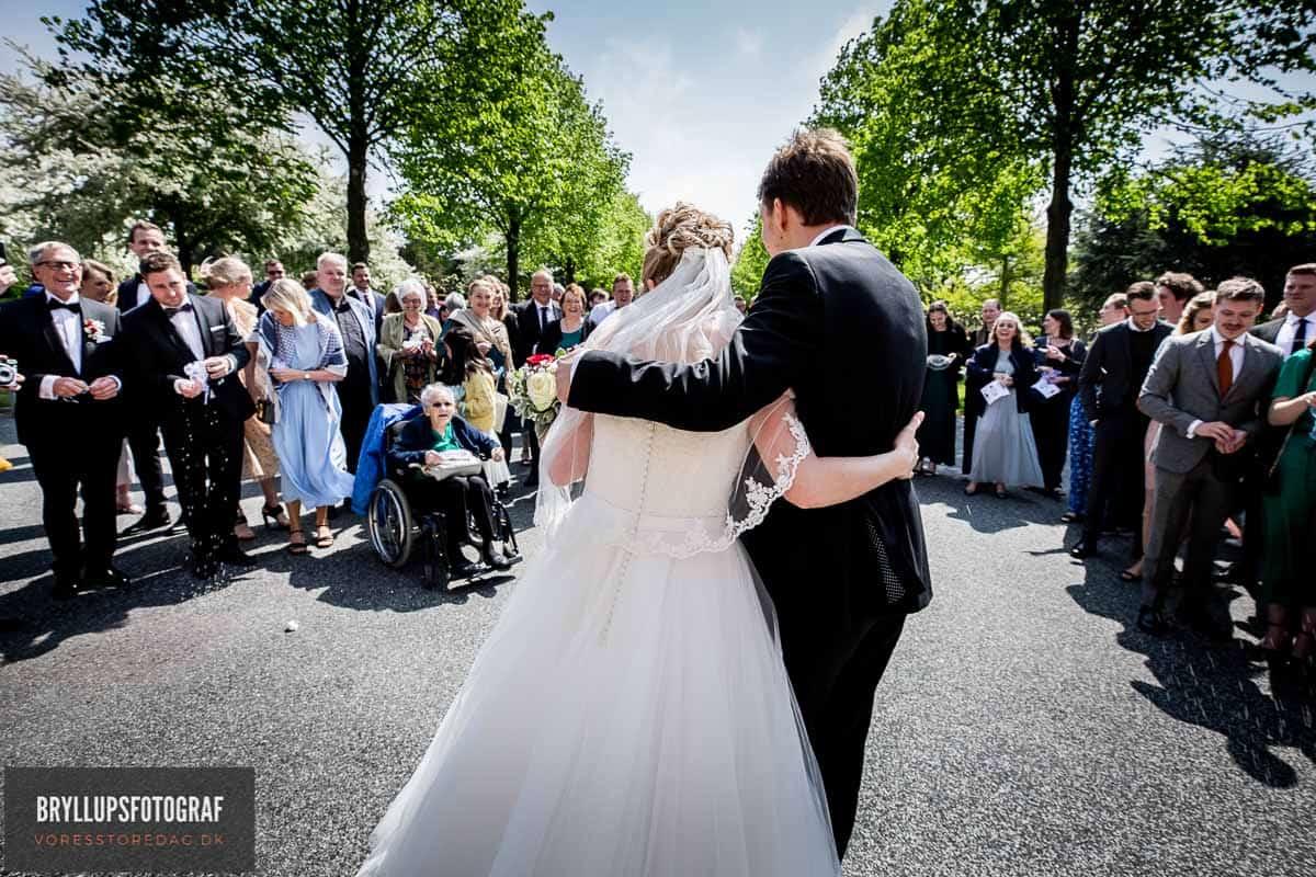 Huset Siloam, Bryllup i eventyrlige rammer