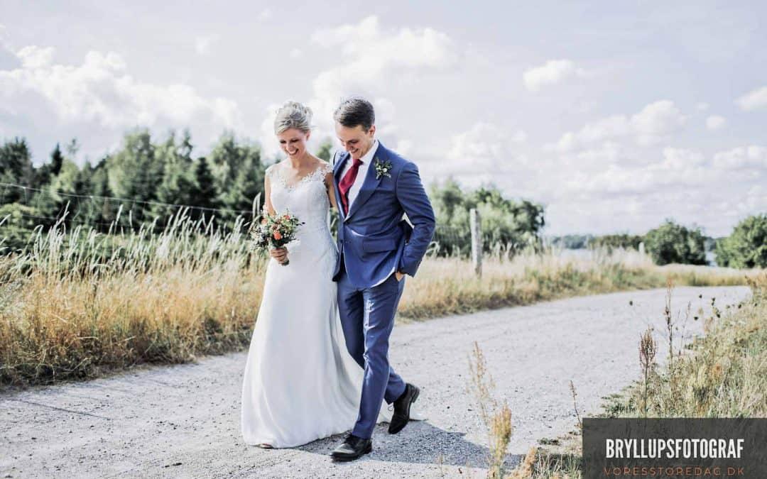 Svanninge Bakker bryllup