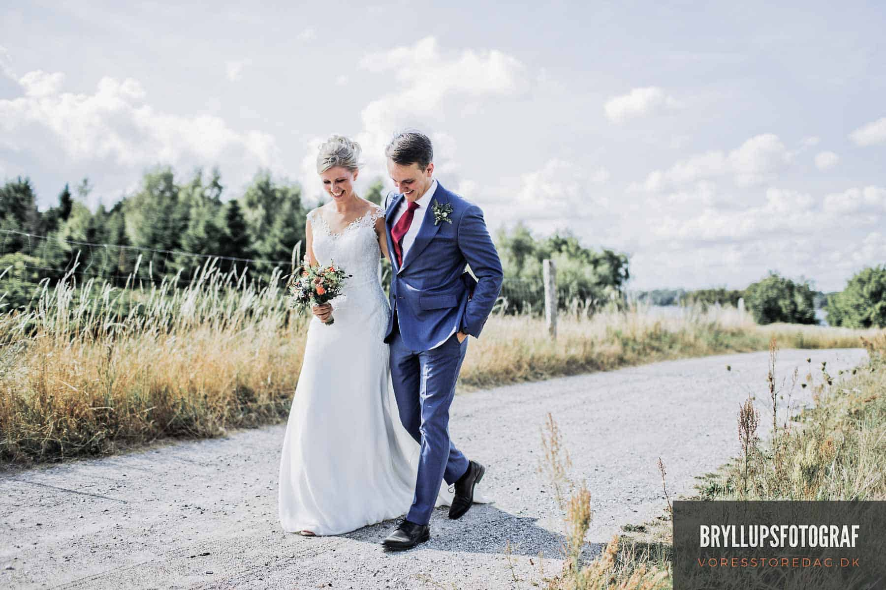 bryllupsfoto Svanninge Bakker