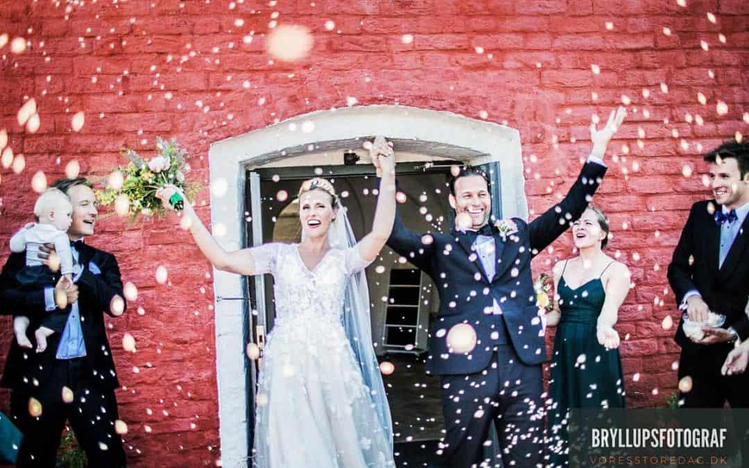 Bryllupsfotograf Virum