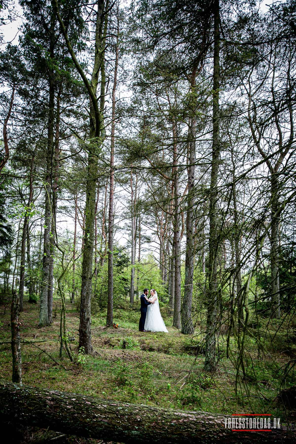 Bryllup og kirkelig velsignelse