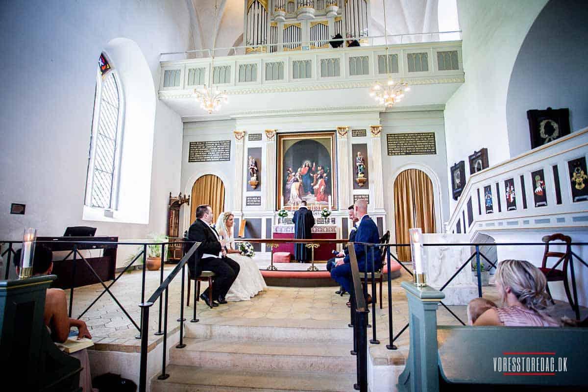 Brahetrolleborg Kirke, Stor smuk Klosterkirke